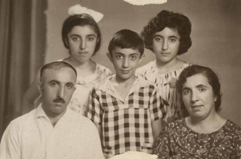 משפחת פיצ'חדזה